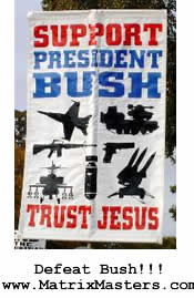 Support Bush - Trust Jesus