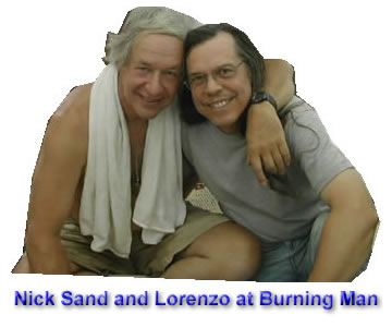 Nick Sand and Lorenzo Hagerty