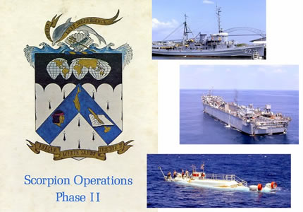 Scorpion Operations - Phase II
