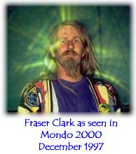 Fraser Clark from Mondo 2000 in December 1997