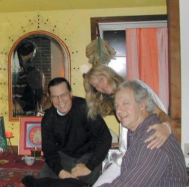 Lorenzo, Usha, Nick