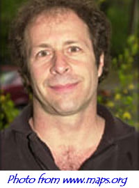 Rick Doblin, founder and president of the Multidisciplinary Association for Psychedelic Studies (MAPS)